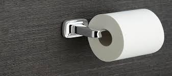 toilet paper holders accessories kallista