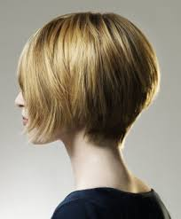 bob hairstyle cut wedged in back short layered wedge hairstyles you can style layers as bangs by