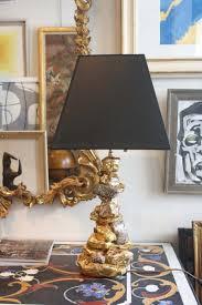 Candlestick Lamp Pair Of Ceramic Candlestick Lamps U2014 Gerald Bland