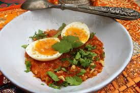 ma cuisine indienne anda moufalli masala ou curry d oeufs aux cacahuètes cuisine