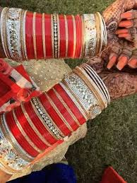 shahihandicraft indian wedding chura rs 3499 set shahi