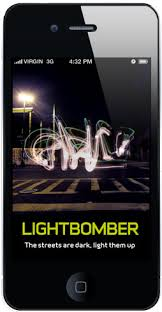 light app for iphone light bomber the light painting app light painting photography