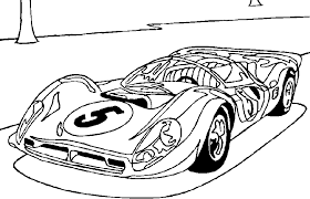 coloring car images printable coloring pages