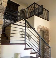 Interior Banister Railings Stairs Astonishing Stair Railings Metal Excellent Stair Railings