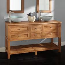 Bamboo Vanity Cabinets Bathroom by 60