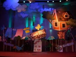 Kids Set Design Google Search Stage Design Pinterest Set - Backyard stage design