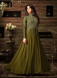 wedding wear dresses buy wedding wear anarkali dresses online germany mehndi