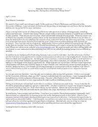 writing an open cover letters amitdhull co