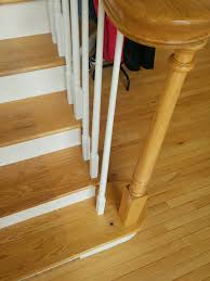 Install Banister Stairs Replace Banister Rod Home Improvement Stack Exchange