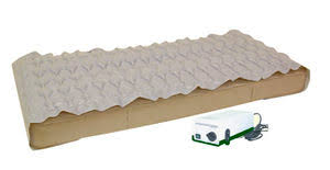 alternating pressure mattress overlay all medical device