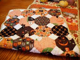 collection halloween table runner pattern pictures 1162 best