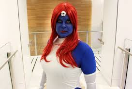Mystique Halloween Costume Halloween 2016 Mystique Men Makeup Mind