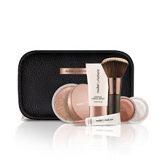 complexion essentials starter kit makeup set for beginners from
