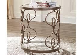 Sofa End Tables End U0026 Side Tables Ashley Furniture Homestore