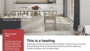 architect website design architect wordpress theme designed for architects