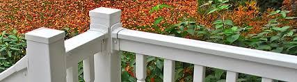 porch railing outdoor aluminum vinyl handrail kits