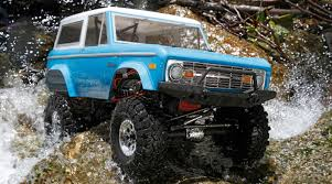 ford bronco 1 10 1972 ford bronco 4x4 ascender brushed rtr horizonhobby