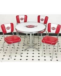 coca cola table and chairs here s a great deal on coca cola dining table and chair set