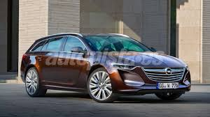 opel insignia sports tourer 2016 the opel that will arrive in 2017 badge two new suvs