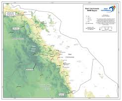 Armstrong Map Our Nrm Region Map U2014 Reef Catchments