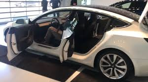teslanomics compares tesla model 3 to competitors video