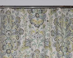 Shower Curtain For Single Stall - shower stall curtain etsy