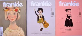 frankie magazine cilla u0026 mint