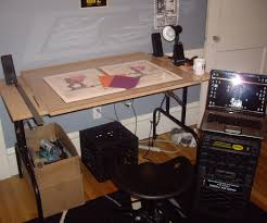 Desk For Drawing 50 Drafting Table 5 Steps With Pictures