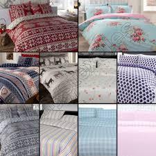 flannelette bed linen uk bedding queen