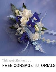 wrist corsage supplies 8 best for zach images on prom flowers prom corsage