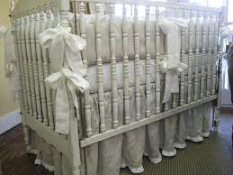 Baby Crib Bed Skirt Steps To Make Ivory Bed Skirt For Baby Crib Hq Home Decor Ideas