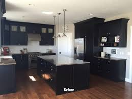 Black Paint For Kitchen Cabinets Black Cupboard Paint How To Paint Kitchen Cupboard Doors Painting