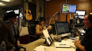 Radio Bob Fm Dale Watson At Koke Fm Studios With Bob Cole And Joel Gammage