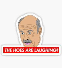 Dr Phil Meme - dr phil meme stickers redbubble