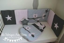chambre bébé fille et gris tour de lit bébé fille et gris tout savoir sur la maison omote