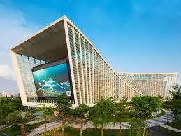 home design expo centre visitor center architecture and design archdaily
