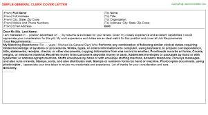 general clerk resume samples image gallery of office clerk cover