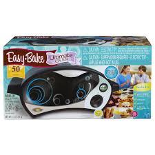 easy bake ultimate oven black toys