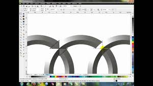 logo audi drawing audi logo coreldraw youtube
