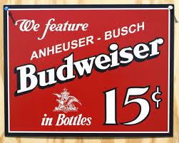 bud light tin signs budweiser anheuser busch tin sign man cave garage bar beer alcohol