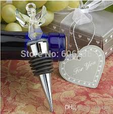 wedding gift stores unique party guest gifts angel wine bottle stopper wedding