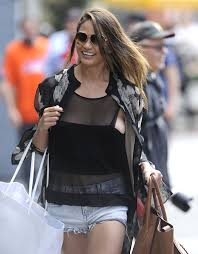 chrissy teigen u0027s nip slip u2014 swimsuit model suffers wardrobe