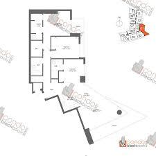 The Ivy Miami Floor Plans by Mint Unit 1901 Condo For Rent In Miami River Miami Condos