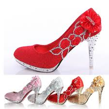 wedding shoes for girl wedding shoes bridal pumps women girl glitter