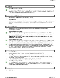 sample report format your report below is the sample report in a simple webpage format for more detailed viewing with zoom functions etc then please download the pdf file above