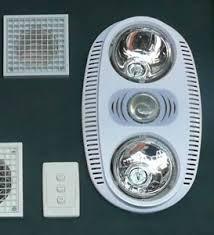 Bathroom Heat Light Fan Bathroom Fans Heat Light Fan Kits Instant Heating Airing Bathroom