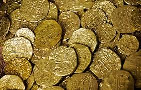 Gold Coins Found In California Backyard Find Gold Find A Quarter Ounce Of Gold Every Day