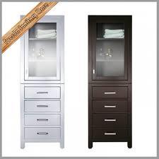 tall narrow storage cabinet bathroom 36 wide linen cabinet narrow towel cabinet home depot