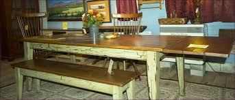 Outdoor Ideas  How To Build A Farm Table Dining Room Table With - Farm table design plans