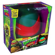 teenage mutant ninja turtles 3d wall nightlight raphael face